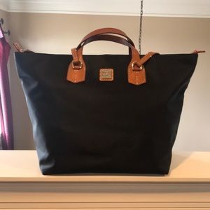 Dooney and Bourke Large Leighton Tote